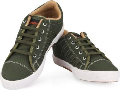 Unistar 5002-Mehandi Canvas Shoes
