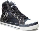 Fast Trax 323-Black Sneakers (Black)