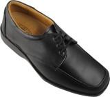 Action Black Formal Shoe Lace Up (Black)