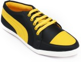 Brauch Casual Shoes (Yellow)