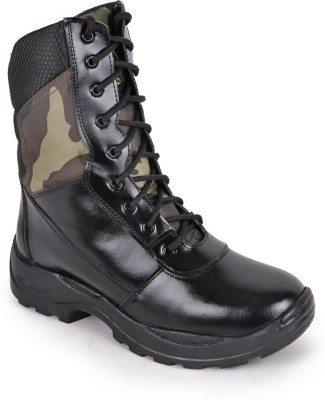 Benera Camouflage Trop God Boots