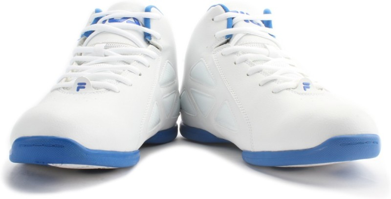 Fila COURT VIEW Basketball ShoesWhite