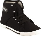 Momentum High Neck Casual Sneakers (Blac...