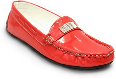 modin 201peach Loafers
