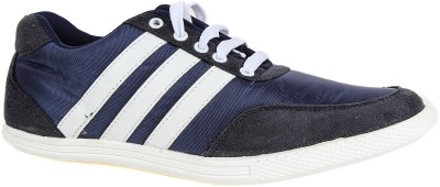 Runner Chief Blue-White Sneakers