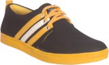 Limerence Boys Lace Sneakers (Yellow)