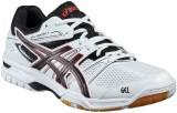 Asics Gel-Rocket 7 Badminton Shoes (Whit...