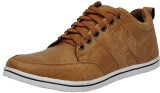 CoolSwagg Men's Stylish Leather Sneakers...