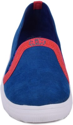 Advin England Blue Camfy Sneakers Casuals