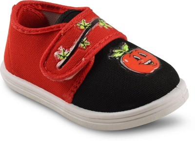 Amvi Red Apple Casual Shoes