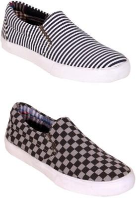 FootGrenade Canvas Shoes, Casuals, Sneakers