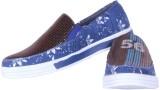 Austrich Casual Shoes (Blue)
