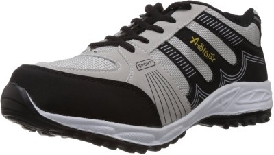 Delux Look Cricket Shoes(Grey)