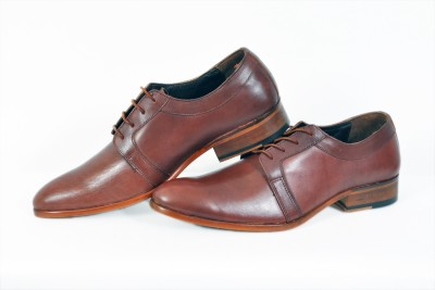 Erre Otto Baker Lace Up Shoes