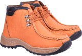 Andrew Scott Men Boots (Tan)