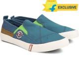 Lee Cooper Men Loafers (Blue, Green)