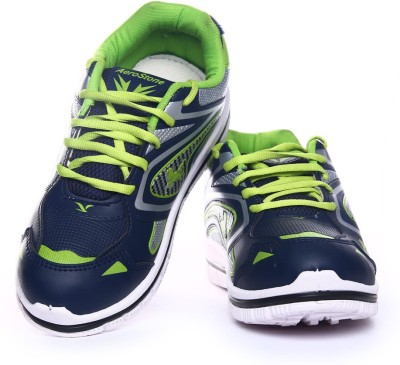 Aerostone ARS-TAP-6-NAVY-PGREEN Running Shoes