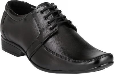 LeatherKraft Men's Formal Lace Up Shoes