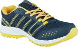 Surplus Running Shoes (Blue, Yellow)