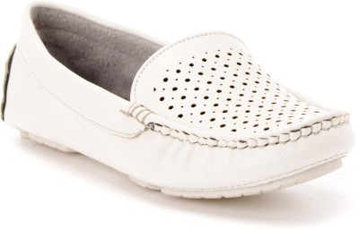 Bruno Manetti 951 Loafers(White)