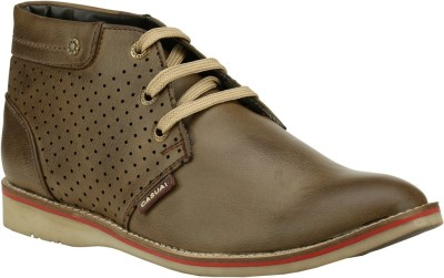 Step Mark FCA-5060-BROWN Casuals Shoes
