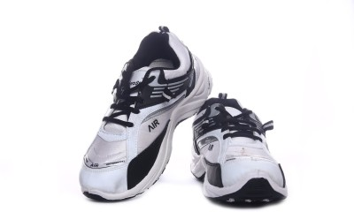 Aerostone ARS-PLAYER-5-WHITE Running Shoes
