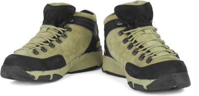 Woodland Men Boots(Beige, Black)