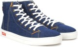 Levi's DENIM ANKLE Men Mid Ankle Sneaker...