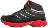 Tracer Boot-04 blk/red Running Shoes (Bl...
