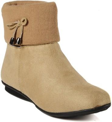 Bruno Manetti 3306 Boots(Beige)