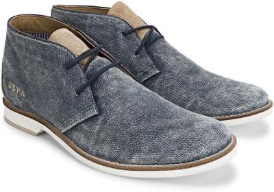 U.S. Polo Assn. Lace Up Shoes