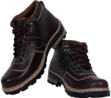 Elvace 5012 Boots (Brown)