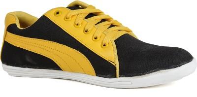 Runner Chief Yellow-Black Sneakers