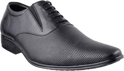Mochi Classic Lace Up Shoes(Black)