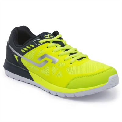 Pure Play Rider-Green Running Shoes