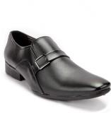 Savie Shoes Black1200 Slip On (Black)