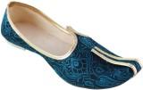 Ndeez Party Wear Blue Jutis (Blue)