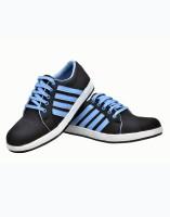 Bxxy Comfortable Blue Canvas Shoes