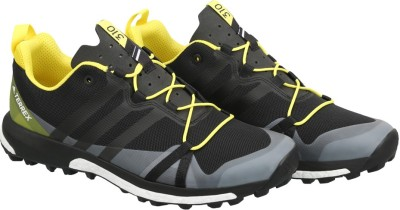 Adidas TERREX AGRAVIC Outdoor Shoes(Black)