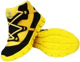 Elvace 8016 Motorsport Shoes (Yellow)
