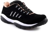 Knight Ace Sports Running Shoes (Black)