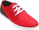Parbat Casual Shoes (Red)
