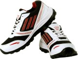 Trendfull 5017W Cricket Shoes (White)