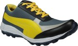 Featherz Training & Gym Shoes (Yellow)
