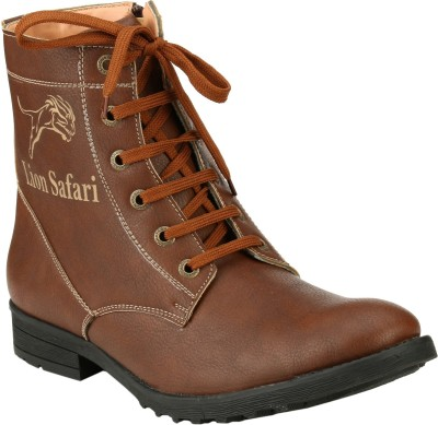 Step Mark Ffb-1306-Brown Boots