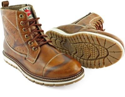 Lee Fog Tuff Volcanic Shaded Tan Boots