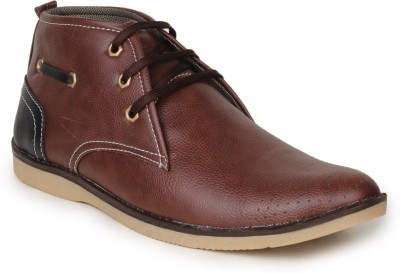 Histeria Yorky Brown Men Casual Shoes