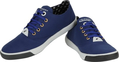 Shockerrock Plain Canvas Shoes