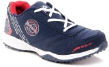 Micato Fashion Running Shoes (Blue, Red)