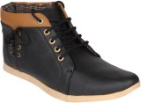 Pede Milan PM-ASD-1552 Casual Shoes (Bla...